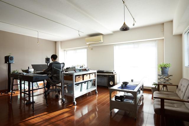 studio