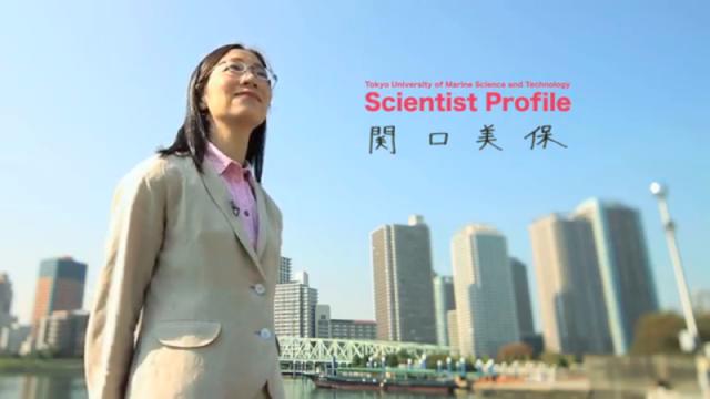 東京海洋大学Scientist Profile 関口 美保