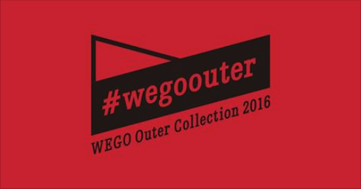 WEGO Outer Collection2016