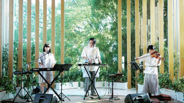 【Live】森のホルン